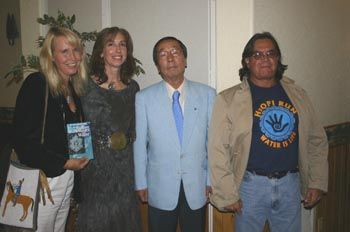 Doctor Emoto and Friends