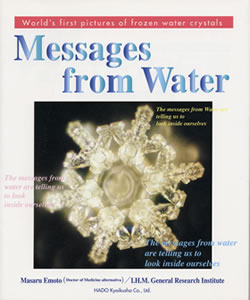 Messages From Water book cover